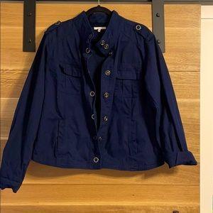 EUC Maurices Utility Jacket